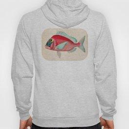 Red Fish Hoody