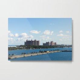 Bahamas Cruise Series 93 Metal Print