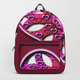 Raise Heart Valentine Backpack