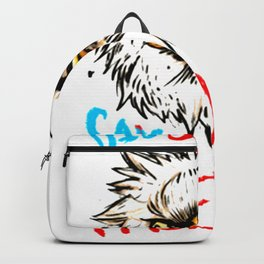 DID SOMEONE SAY FREEDOM  T-SHIRT Backpack