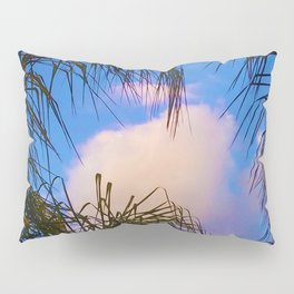Rising Palms by Jeronimo Rubio Photography 2016 Pillow Sham