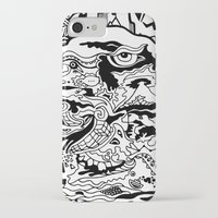 saxophone iPhone & iPod Cases featuring Saxophone Dreams by Jay Baldridge