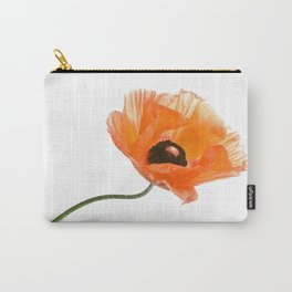 poppy flower IV Carry-All Pouch