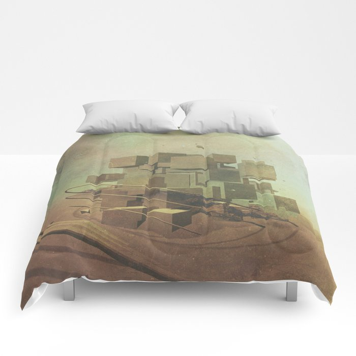 Intervention 19 Comforters