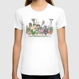 Marche of Poupoules T-shirt