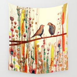 les gypsies Wall Tapestry