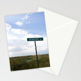 Jackalope Rd. Stationery Cards