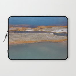 Yellowstone: Sulfur Pool 1 Laptop Sleeve