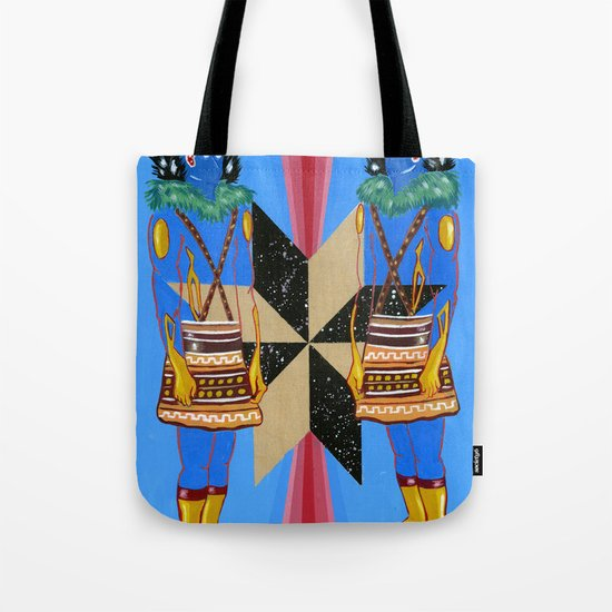 SPACE GODS Tote Bag
