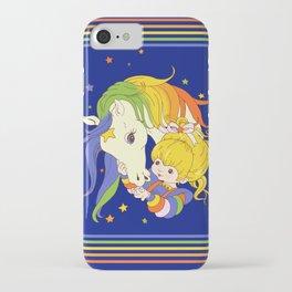 Rainbow Brite and Starlite iPhone Case