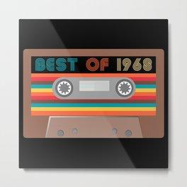 Best of  1968 Metal Print