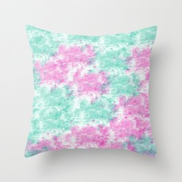 Abstract  5 Throw Pillow