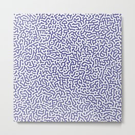 Turing Pattern #1 Metal Print
