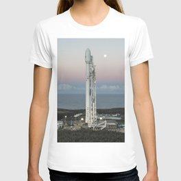 Iridium-1 Mission (2017) T-shirt