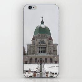 Montréal in November (10 of 11) iPhone Skin