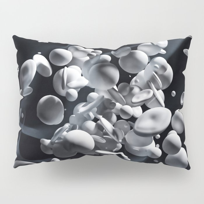 Nanoparticles: the new dimension of science Pillow Sham