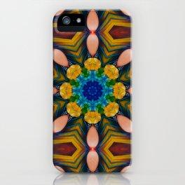 Coleção mandalas: cabocla iPhone Case