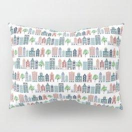Amsterdam neighbourhood Pillow Sham