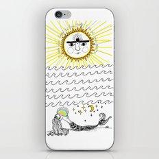 bottom of the sea. iPhone & iPod Skin