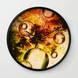 α Lepus III Wall Clock