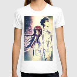 Steins Gate   Rintaro Okabe T-shirt