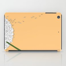 Flying ants iPad Case