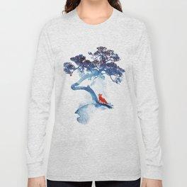 The last apple tree Long Sleeve T-shirt