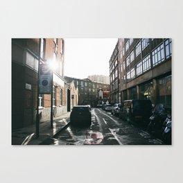 Catch the sun Canvas Print