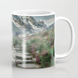 Mountain Path Landscape Coffee Mug