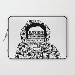 Trayvon Martin - Black Lives Matter - Series - Black Voices Laptop Sleeve