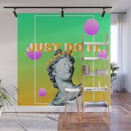 Just do it Wall Mural