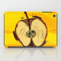 "lebron iPad Cases featuring ""The Big Apple""  by SaintCastro"