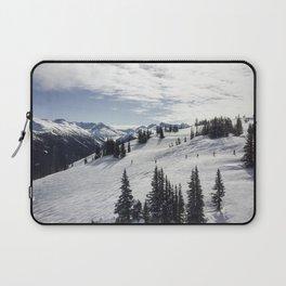 Whistler Mountain Canada  Laptop Sleeve