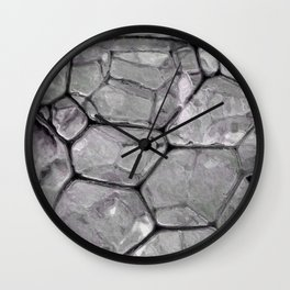 Blowing Bubbles Wall Clock