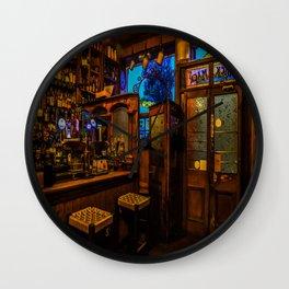 Old Irish Pub Wall Clock