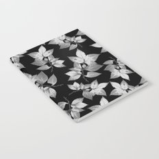 Elegant Leaves Notebook