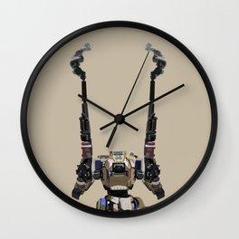 Vanguard Titan Wall Clock