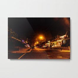 Keeping up with the Joneses Metal Print