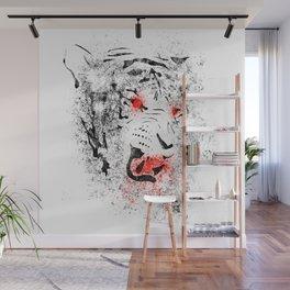 Panthera Tigris Wall Mural