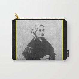 Billard Perrin - Portrait of Bernadette Soubirous Carry-All Pouch