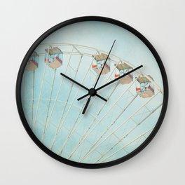 The Giant Wheel Wall Clock