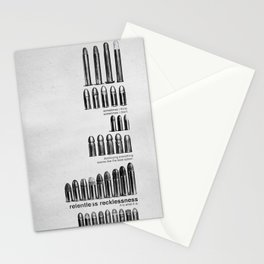 Relentless Recklessness 2 Stationery Cards