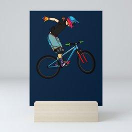 Freeride Mini Art Print