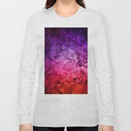 Ultra Violet Diamond Rainbow Long Sleeve T-shirt