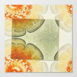 Minimaxes Character Flowers  ID:16165-104309-11261 Canvas Print