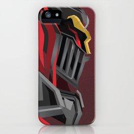 Zed Vector art iPhone Case