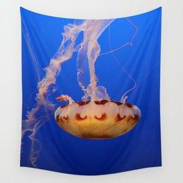 Medusa Jelly Wall Tapestry
