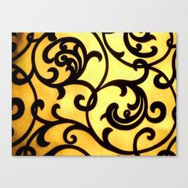 fibric pattern Canvas Print