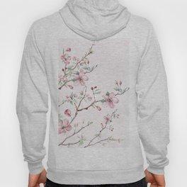Apple Blossom Pink #society6 #buyart Hoody