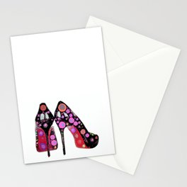Eat Your Heart Out, Christian. Stationery Cards